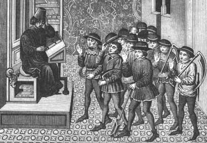 מתי היו ימי הביניים ?