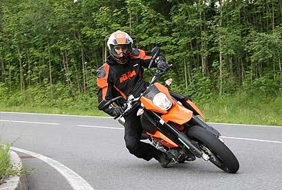 מודרני אופנועי ספורט, כבישי אלפים. מה צריך יותר? TT-53