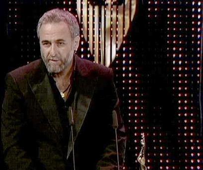 ארי פולמן בטקס פרסי אופיר