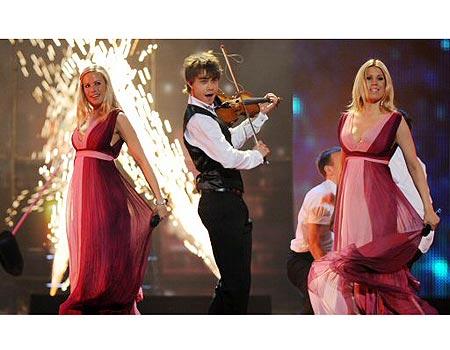 שידור חי כעת: אירוויזיון 2009