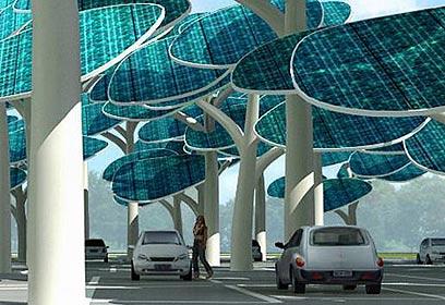 גרין טופס מערכות סולאריות | עצים סולאריים