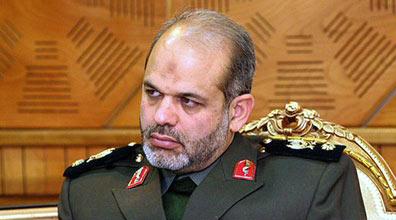 שר ההגנה וחידי (צילום: AFP)
