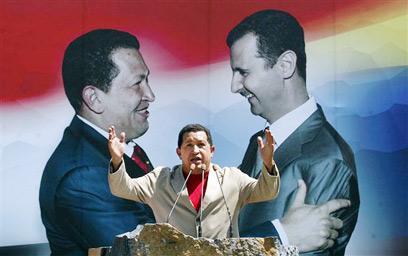 צ'אבס בסוריה, היום (צילום: AP)