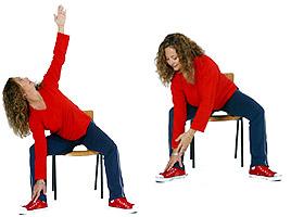 התעמלות תרגילים תרגילי גב