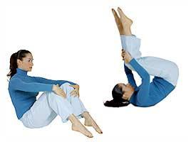 תרגילים התעמלות גב תחתון