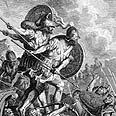 מלחמת טרויה, האיליאדה מגוללת את סיפורה.