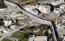 גדר חומה ירושלים
