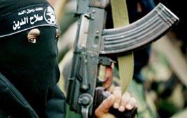 גדודי אל-אקצה פתח תנזים מחבל עזה