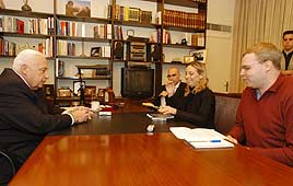 ראש הממשלה בראיון ל-ynet
