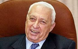 ראש הממשלה אריאל שרון