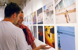 תערוכה צילומים חיילים צה