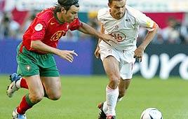 ואלנטה (באדום) אוברמארס פורטוגל הולנד