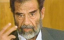 סדאם חוסיין עיראק משפט