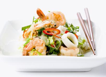 מחלקת אוכל תאילנדי נבין מולא