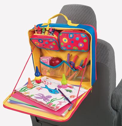 בדקנו משחקי הילדים שמבטיחים שקט במושב האחורי