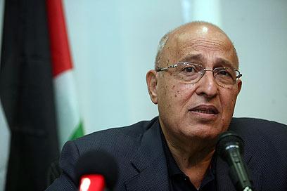 Nabil Shaath (Photo: Gil Yohanan)