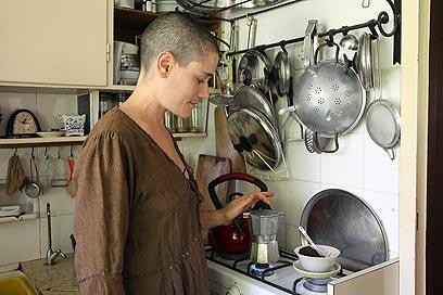חניתה וקפה התמרים (צילום: אסף רונן )