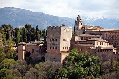 הערים הקטנות של אנדלוסיה בדרום ספרד