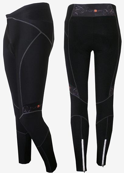 מכנסי רכיבה ארוכים - גם חם, וגם מחטב (צילם: מגזין אופניים)