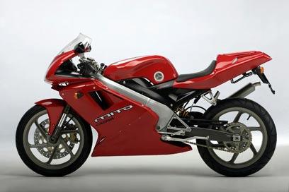 מבריק קאגיבה רוצה אופנועים זולים RS-86
