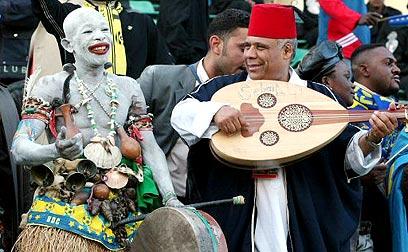 אליפות אפריקה בכדורגל. מצרים לא העפילה (צילום: רויטרס)