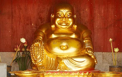 Buddha statue (Photo: Visual/Fotos) (Photo: Visual/Foto)