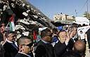 באן קי מון בעזה. צילום: AFP