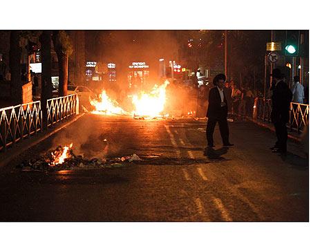 """נזקי מחאת החרדים בי-ם - מיליון ש'; 'יועמדו לדין"""""""