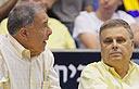 דייויד פדרמן ושמעון מזרחי (צילום: אלי אלגרט)