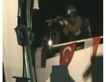 סוף סוף הגירסה הישראלית לארועי הלילה של משט הפרובוקציה הפלסטיני