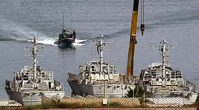 היום בנמל אשדוד (צילום: רויטרס)