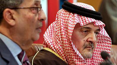 סעוד אל-פייסל (צילום ארכיון: AP