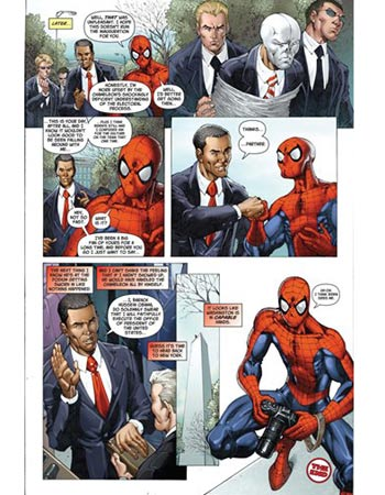כולם חדשים אובמה ומקיין זכו לשתי חוברות קומיקס אישיות - Mouse Cafe UK-65