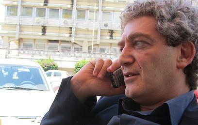 איל סיון. מסתכל על הישראלים מבחוץ (צילום: מרב יודילוביץ)