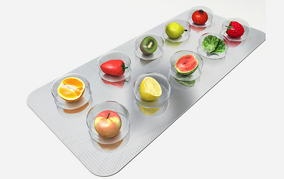 בתזונה צמחונית מאוזנת לא אמורים להיווצר חסרים תזונתיים (צילום: shutterstock)