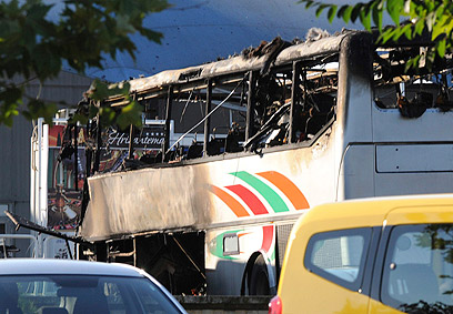 Israeli tourist bus bombed in Bourgas, Bulgaria