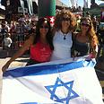הישראליות מעודדות במקצה של ה-60 ק