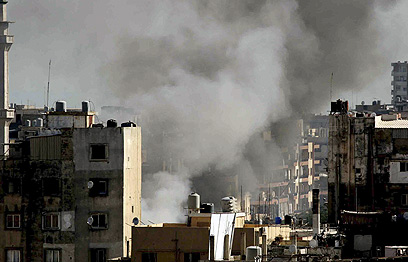 Battles in North Tripoli (Photo: AFP) (Photo: AFP)