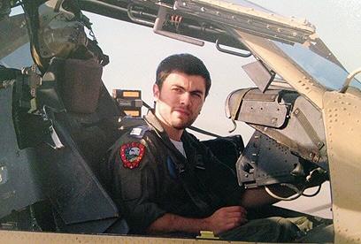 גרשוני באפאצ'י. נפצע קשה ב-2006 (צילום: באדיבות אתר חיל האוויר)