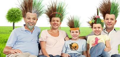 המשפחה הירוקה