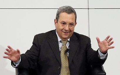 Ehud Barak (Photo: AP)