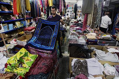 Jenin market (Photo: AP)