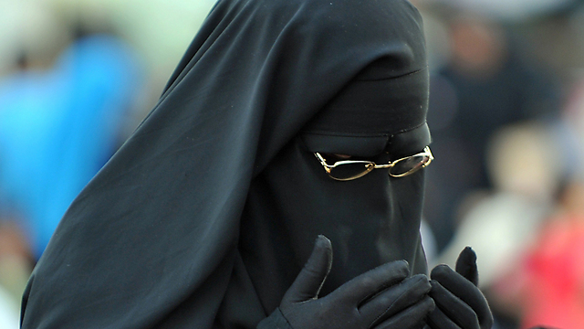 Burqa also a liability (Photo: AFP)