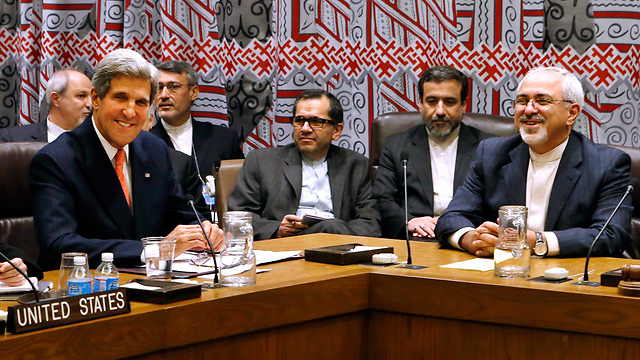 Iranian attempt to forgo sanctions (Photo: AP)