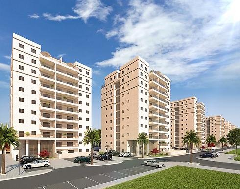 מאוד גם בדימונה: 500 דירות יוקרה יוקמו בעיר UE-63