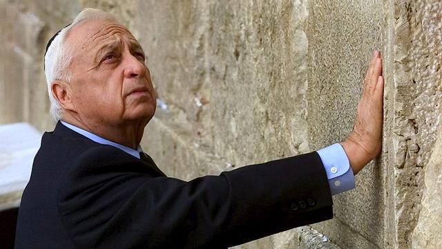 Ariel Sharon (Photo: EPA)