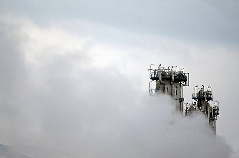 Arak heavy-water nuclear reactor (Photo: AP)