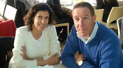 Emanuel and Miriam Riva: Israeli victims of Jihadists returning to Europe.