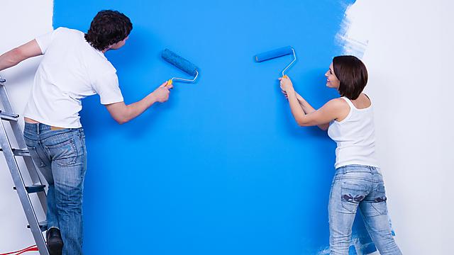 אדיר כך תצבעו את הבית בעצמכם מבלי להרוס אותו ZU-81