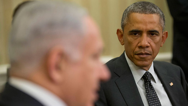 'An Israeli prime minister who enters into a confrontation with the US administration needs to consider the risks.' (Photo: AFP) (Photo: AFP)